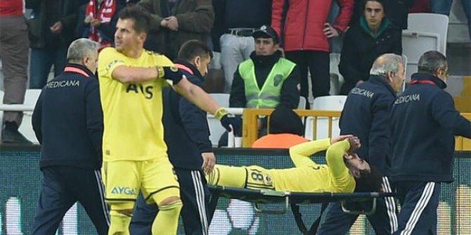 Fenerbahçe'de büyük şok: Sezonu kapattı