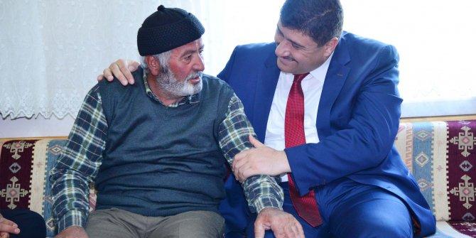 """Kahramankazan Belediye Başkanı Serhat Oğuz: """"Büyük bir aileyiz"""""""