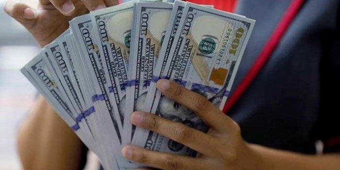 Dolar 5.88'in üzerini gördü