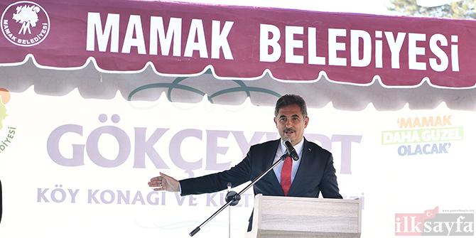 Mamak Belediye Başkanı Murat Köse'den Mamak'ta iş müjdesi