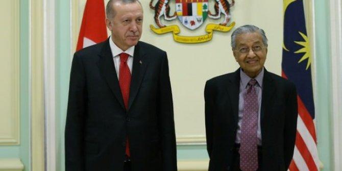 Erdoğan ile ortak basın toplantısından flaş Türkiye mesajı