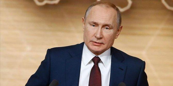 Rusya Devlet Başkanı Putin: ABD'nin yaptırımlarına cevap vereceğiz
