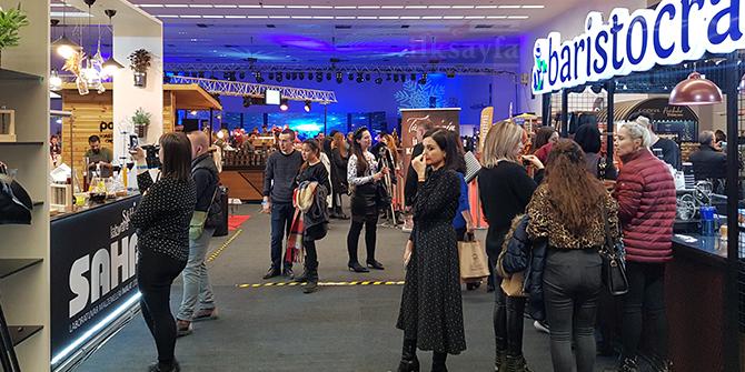 3. Ankara Kahve ve Çikolata Festivali büyük ilgi gördü