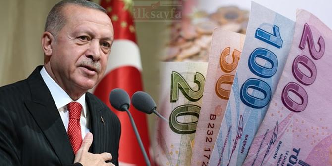 Erdoğan'dan 'asgari ücret' müjdesi: İnşallah jestimizi yaparız