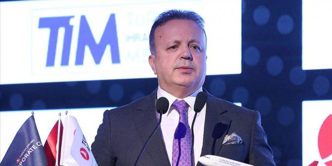 TİM Başkanı Gülle: Yeni hedefimiz 2022'de sıfır cari açık