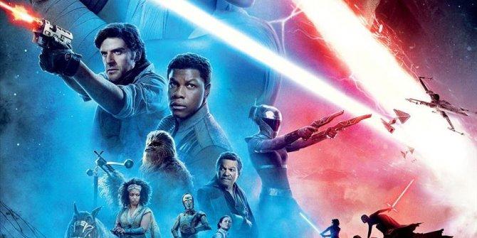 'Star Wars: Skywalker'ın Yükselişi' vizyonda