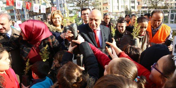 """Keçiören Belediye Başkanı Turgut Altınok: """"Herkesin dikili ağacı olacak"""""""