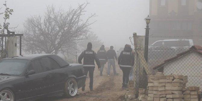 Villaya kaçak sigara ve tütün baskını; 1 milyon liralık malzeme ele geçti