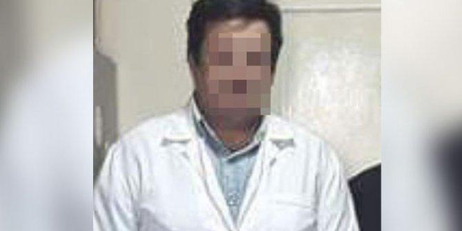 Tuvalate gizli kamera yerleştiren doktor gözaltına alındı