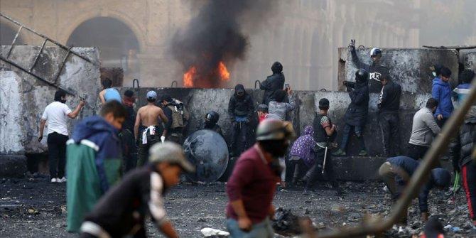 Irak'ta gösterilere katılan 26 aktivist suikast sonucu öldürüldü