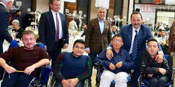 Etimesgut'ta engelliler ayrıcalıklı