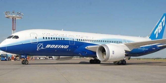 Boeing'de yeni gelişme