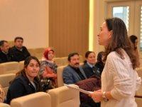 Kahramankazan'da personele hijyen ve ilk yardım eğitimi
