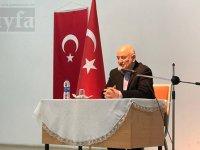 Osman Yüksel Serdengeçti İmam Hatip Ortaokulu'nda İslam ve Bilim Konferansı düzenlendi