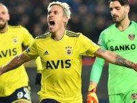 Fenerbahçe 3 puanla döndü