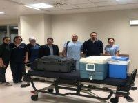 71 yaşındaki hastanın organları umut oldu
