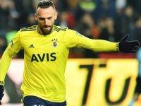 Fenerbahçeli Muric'ten 'ikinci sarı kartı bilerek gördü' eleştirilerine yanıt