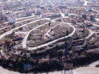 Altındağ'a dev millet bahçesi çalışmaları başladı