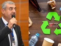 GDK Başkanı Mahmut Uğur Çetin: Geri dönüşümde asıl sorun belediyelerde