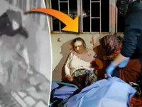 Evlat dehşeti! Sokak ortasında annesini defalarca bıçakladı