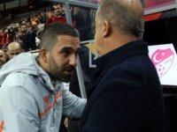 Galatasaray'da Arda Turan hareketliliği