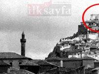 Ankara Kalesi'ndeki 'Osmanlı Arması'
