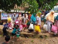 Cansuyu Derneği Endonezya'daki afetzedelere acil yardımları ulaştırdı