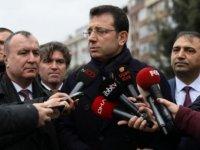 İBB Başkanı İmamoğlu'ndan yeni taksi plakaları açıklaması