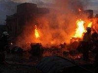 Rejim güçleri durmuyor: Çok sayıda ölü var
