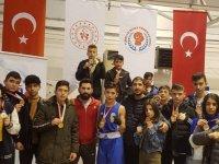 Mamak Belediyesi Boks Takımı Ankara şampiyonu oldu