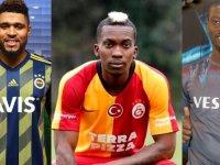 Süper Lig'de ara transfer sezonu