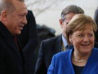Merkel'in Türkiye'ye geleceği tarih açıklandı