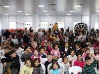 'Gölbaşı Yarıyıl Şenliği'nin ikinci gününde de çocuklar doyasıya eğlendiler