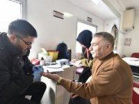 Mamak Belediyesi Türk Kızılay'la birlikte kan bağışı kampanyası gerçekleştirdi