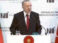 Erdoğan: Beklentimiz ülkemizin beyin göçünün çekim merkezi durumuna dönüşmesi