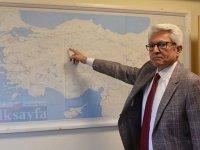 Deprem uzmanı Prof. Dr. Pampal: Ankara'nın deprem tehlikesi İstanbul'dan daha fazla