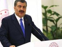 Sağlık Bakanı Koca: Koronavirüs salgını ile ilgili paniğe gerek yok
