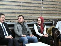 Mamak Belediye Başkanı Murat Köse gençlerle buluştu