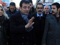 İBB Başkanı İmamoğlu Elazığ'da