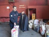 Sivas'ta, depremzedeler için yardım kampanyası