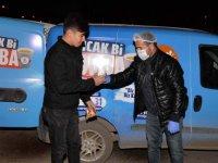 Kahramankazan Belediyesi'nden ücretsiz çorba