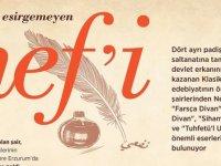 Sözünü esirgemeyen şair: Nef'i