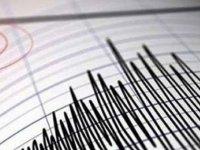 Elazığ'da 4.2 şiddetinde deprem