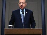 Cumhurbaşkanı Erdoğan böyle teşekkür etti
