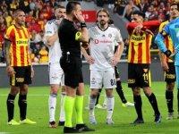 Beşiktaş'tan Göztepe maçı için 'kural hatası' başvurusu