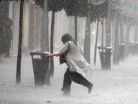 Meteoroloji'den deprem bölgesinde yağış uyarısı