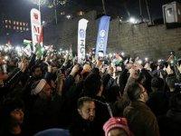 İstanbul'da 'plan' protestosu