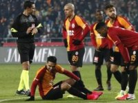 Galatasaray'da sakatlık şoku!