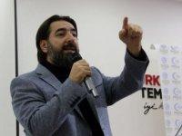 Abdulaziz Kıranşal: İsrail'in başkenti Kudüs değil, cehennemin dibidir