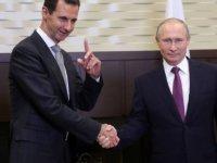 Esed ve Rusya, Maarratünuman'ı harabeye çevirdi